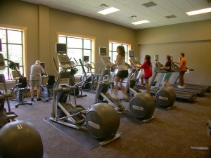 Lake Naomi Fitness Center