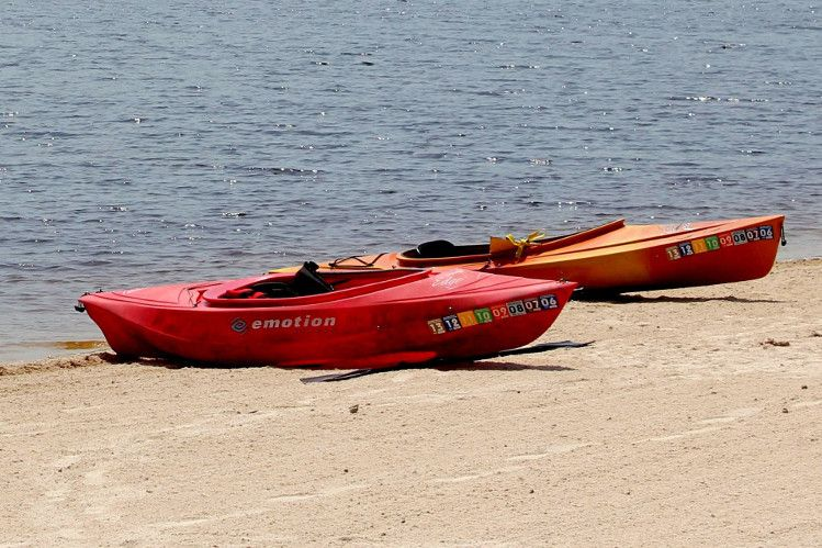 There are tons of things to do in Lake Naomi - Kayaking On Lake Naomi - Feels Like Heaven - A Premium Poconos Vacation Rental