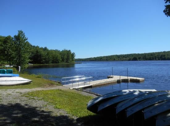 Gouldsboro State Park - One of the close Poconos Fishing spots