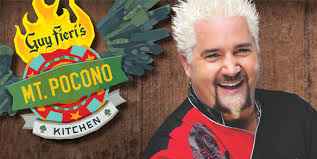 Guy Fieri's Mt. Pocono Kitchen