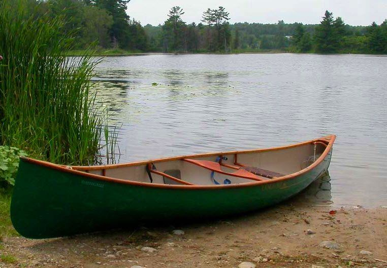 There are plenty of things to do in Lake Naomi - A Canoe On The Shore - Feels Like Heaven - A Premium Poconos Vacation Rental