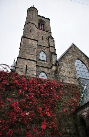 What is there to do in jim thorpe - visit St. Johns Church